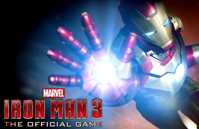 logo Iron Man 3 - Das offizielle Spiel