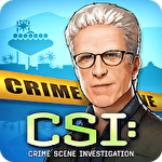 CSI: Crime scene investigation. Hidden crimes icon