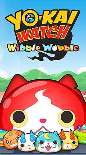 Yo-kai watch wibble wobble icône