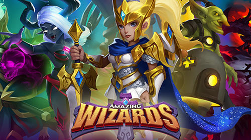 Amazing wizards Screenshot