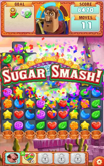 Book of life: Sugar smash for Android