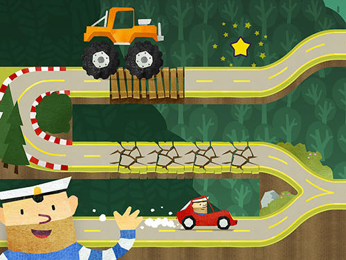 Fiete cars: Kids racing game screenshot 2
