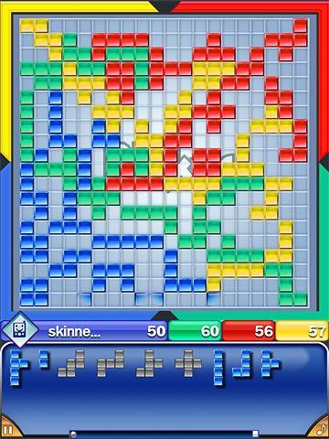 Juegos de lógica Blokus