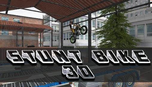 Stunt bike 3D capture d'écran