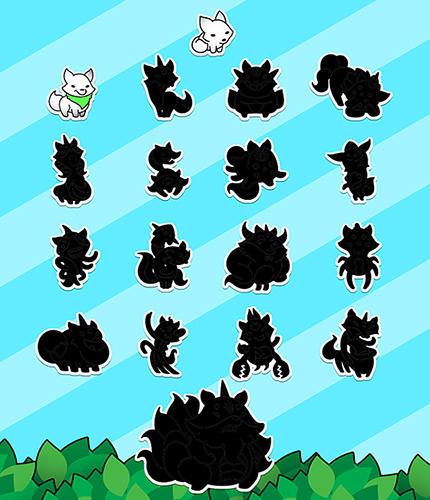 Arcade Fox evolution: Clicker game für das Smartphone