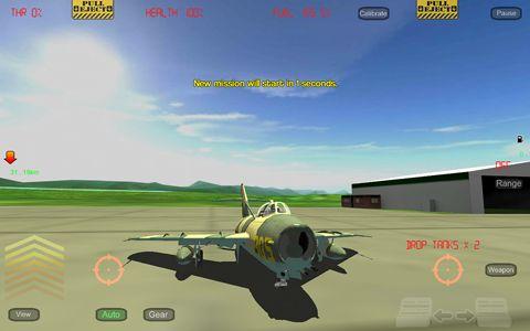 Avión de combate 3: Fuerzas aéreas de Viet Nam en español