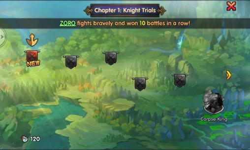 Holy knight screenshot 4