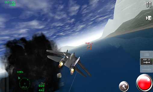 Air navy fighters for iPhone for free