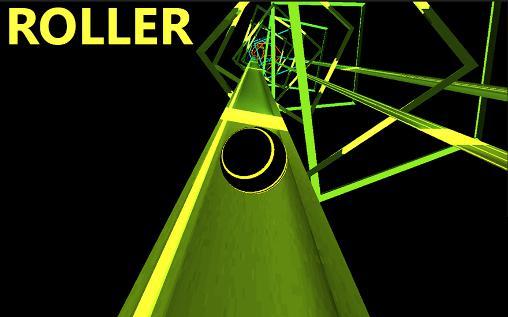 Roller icône