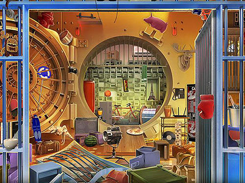 Hidden objects: Crime scene clean up game for Android