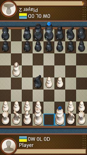 Multiplayer (Bluetooth) Dr. Chess für das Smartphone
