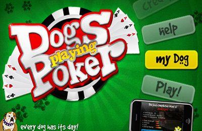 logo Dogs Playing Poker
