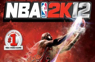 ロゴNBA 2K12  全米バスケットボール協会