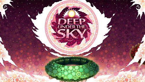 logo Profondément sous le ciel
