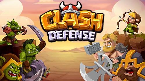 Clash defense Screenshot