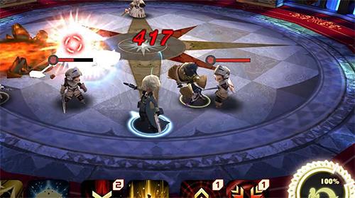 Online RPG Destiny knights auf Deutsch