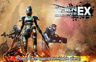 logo Alien Shooter
