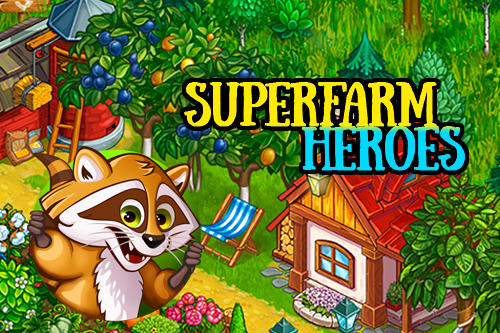 Иконка Superfarm heroes