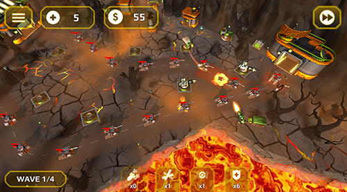 Generals TD HD for Android