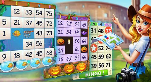 赌场 Bingo scapes: Bingo Christmas英语