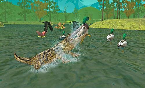 Furious crocodile simulator Screenshot