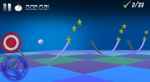 Arcade Space rollup 3D für das Smartphone