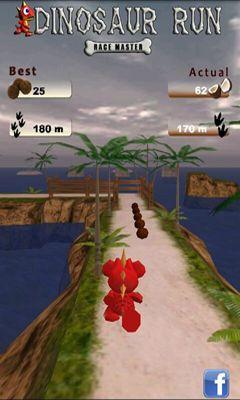 Dinosaur Run – Race Master Screenshot