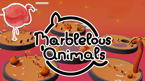 логотип Шарообразные животные: Мое сафари