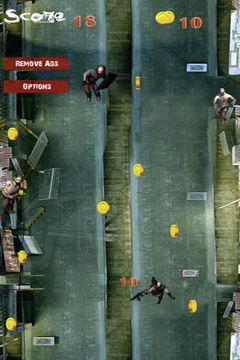 Arcade-Spiele: Lade Renne oder Sterbe: Flucht aus der Zombiestadt auf dein Handy herunter