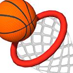 Dunk hoop ícone