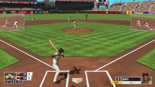 R.B.I. Baseball 15 für iPhone