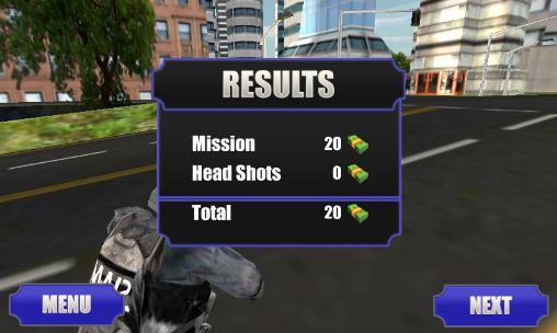Modern police: Sniper shooter screenshot 1