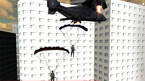 Army mission impossible für Android