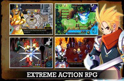 Экшен (Action) игры Zenonia 4 на русском языке