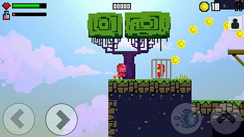 Fate of Nimi: Adventure platform game für Android