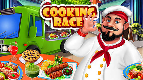 Cooking race Screenshot