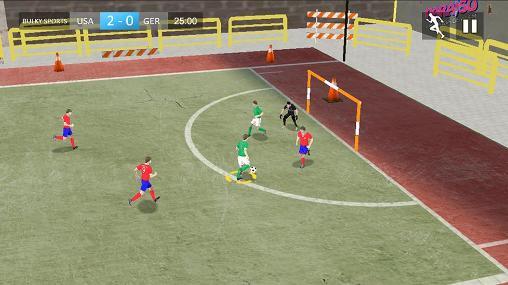 ストリート・サッカー 2015 スクリーンショット1