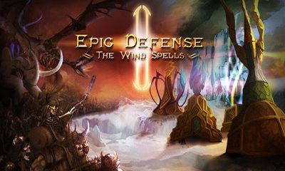 Epic Defense - The Wind Spells Screenshot