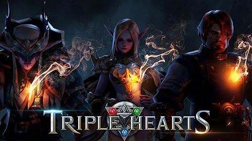 Triple hearts Screenshot