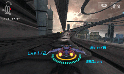 Space racing 2 screenshot 1