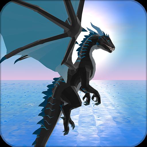 アイコン Dragon Simulator 3D: Adventure Game