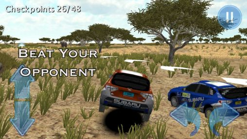Rally race 3D: Africa 4x4 для Android