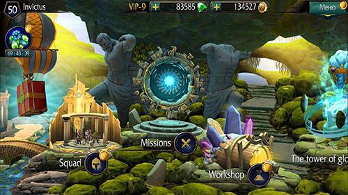 RPG Invictus heroes für das Smartphone