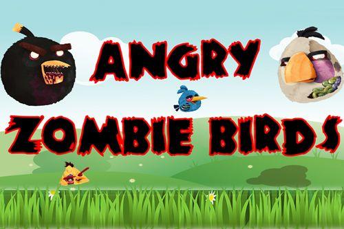 logo Pájaros zombis enojados