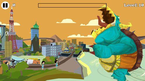 Arcade-Spiele: Lade Monster vs Schaf auf dein Handy herunter
