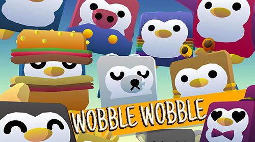 Wobble wobble: Penguins Screenshot