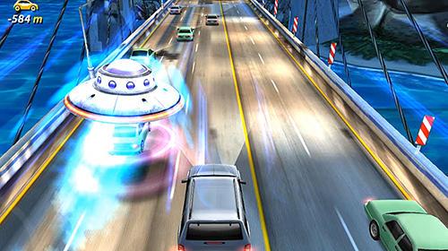 Arcade Crash sprint für das Smartphone