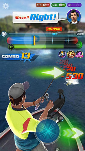 Fishing hook: Bass tournament screenshot 4