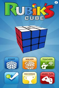 logo Rubik-Würfel