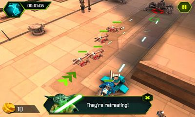 LEGO Star Wars pour Android